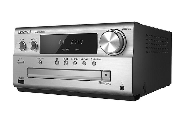 Panasonic SC-PMX70BEGS - HiFi System - Thomas Electronic Online ...