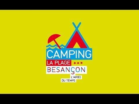 Camping de la Plage - Camping de Besancon ***
