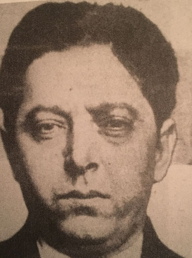 Profaci (Colombo) soldier Antonio Colombo (1896-1938) aka Tony Durante aka Tony Two Guns. He was born in Brazil in 1896. In 1938, he was found strangled in a car with his mistress, allegedly for violating a mob code about messing with other mobster's women. He was the father of later family boss, Joseph Colombo.