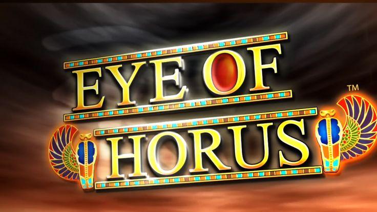 """Gerate in alten Ägypten mit dem atmosphärischen #Spielautomat """"Eye of Horus"""" von #Merkur Unternehmen. Der Video Slot besitzt 5 Walzen und 10 regulierbaren Gewinnlinien. Spezielles Scatter Symbol mit dem Tempel schenkt dir bei der Erscheinung bis 12 Gratis Freispiele. In diesen Freispiele hilft dir ein Symbol mit dem Gott Horus. Spiele weiter mit Risiko Spiel, der dir dein Profit schnell zum Spitzenwert zu führen erlaubt."""