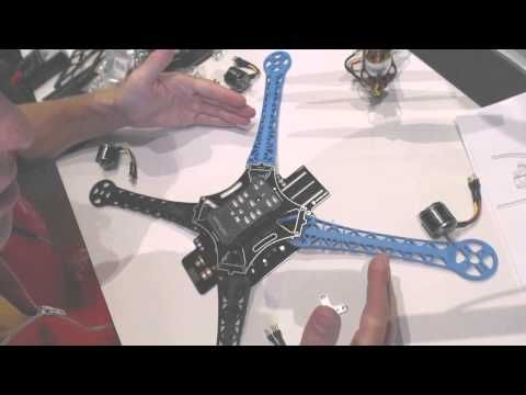 YMFC-AL - Build your own self-leveling Arduino quadcopter - with schematic and code - YouTube