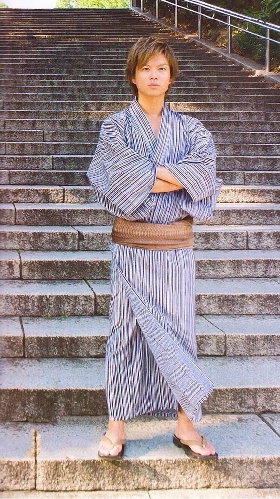 Shigeaki Kato from NEWS