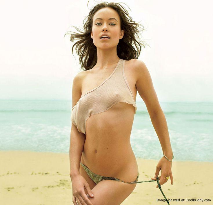Olivia D Abo Bikini