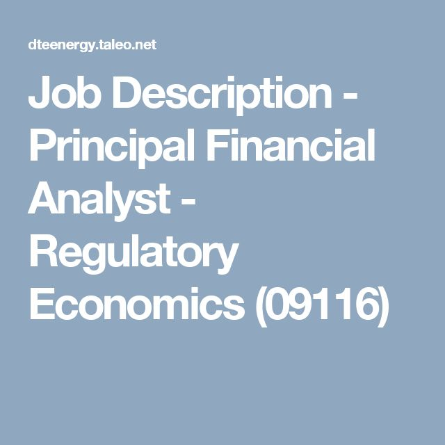 Job Description - Director Portfolio Manager (1605829 - financial analyst job description