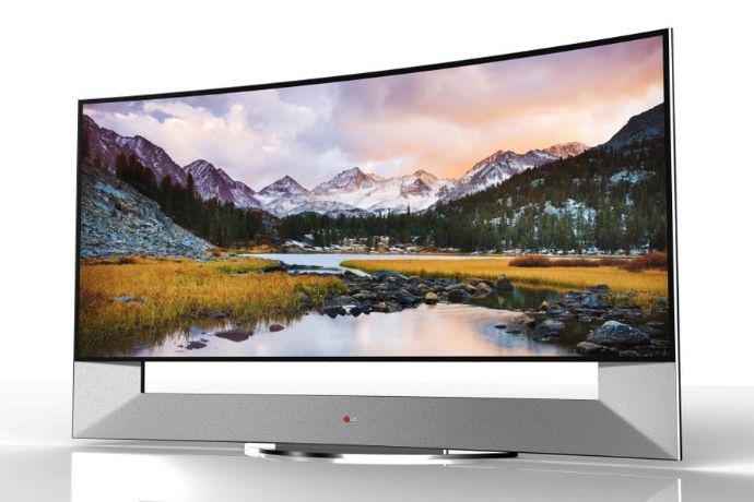 #LG 4K UltraHD 105UB9 LCD TV
