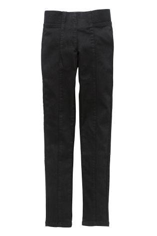 Zwarte legging (3-16 jr)