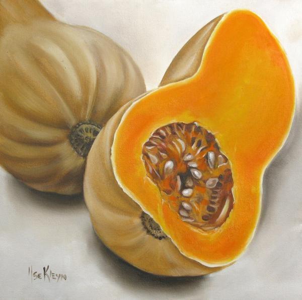Butternut Pumpkin. #JPseins