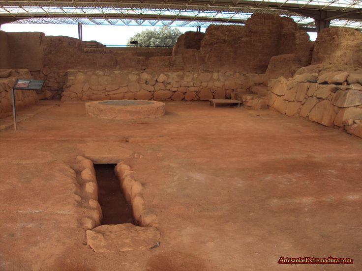 Santuario Tartesso Cancho Roano Zalamea de la Serena