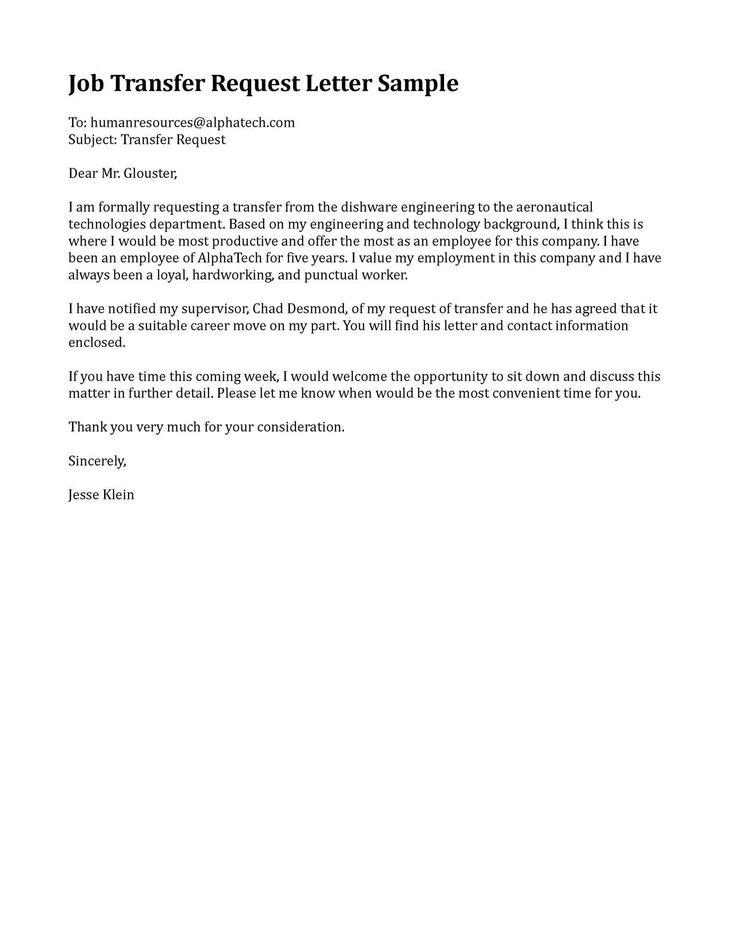 job transfer request letter sample  u2013 motorhomes class