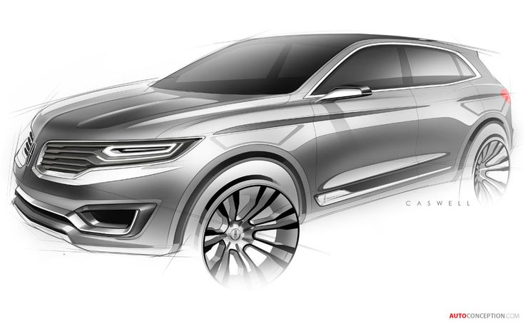 Lincoln Launches in China with New MKX Concept Car