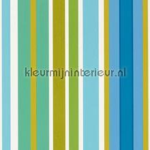 Jelly Tot Stripe aqua behang Scion strepen