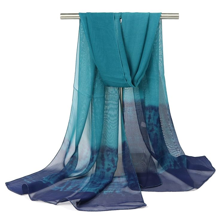 spring new 2016 fashion women silk scarf chiffon shawls gradient colors thin long shawls and scarves for women♦️ B E S T Online Marketplace - SaleVenue ♦️👉🏿 http://www.salevenue.co.uk/products/spring-new-2016-fashion-women-silk-scarf-chiffon-shawls-gradient-colors-thin-long-shawls-and-scarves-for-women/ US $2.91