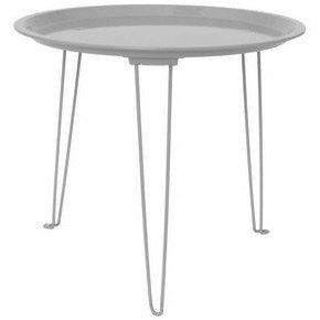 """Side table """"Tray"""" white"""
