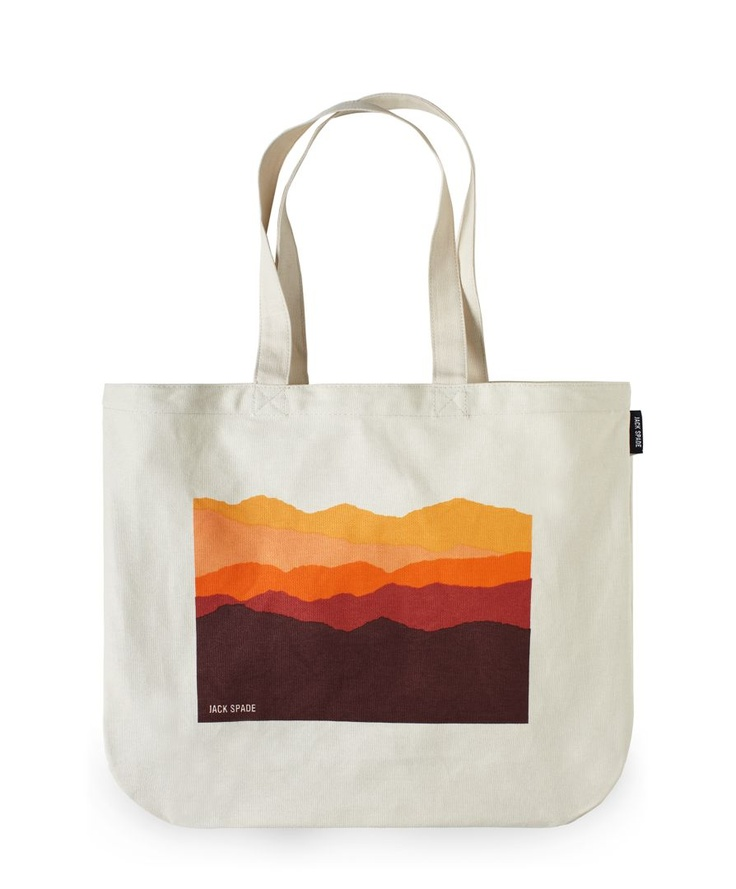 Jack Spade | Canvas Mountain Tote