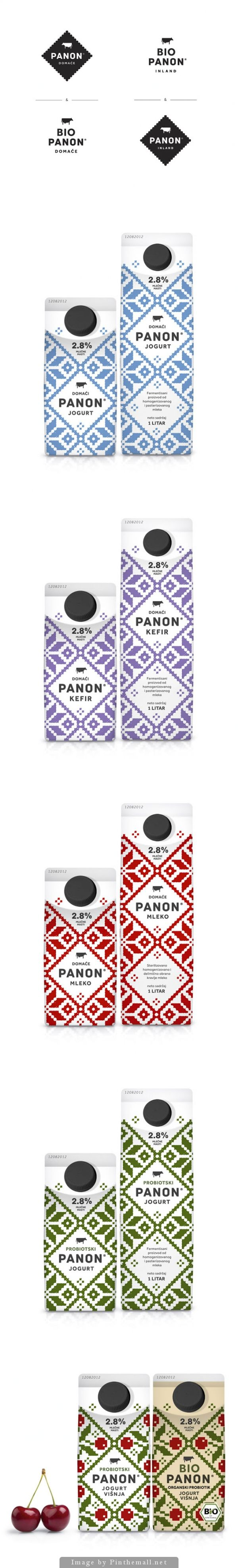 PANON Dairy Agency: Peter Gregson Studio Country: Serbia