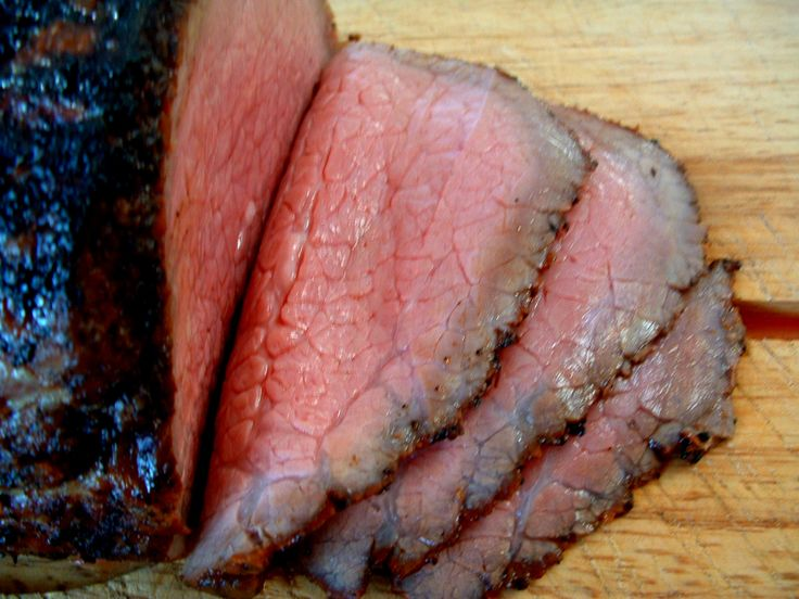 A Feast for the Eyes: Slow Roasted Beef (Cook's Illustrated) - This is a delicious method for cooking a cheap round roast.