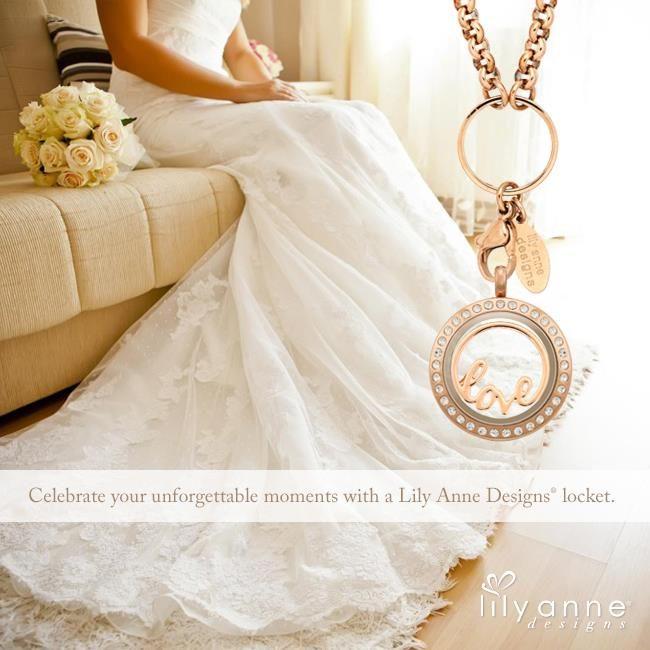 Create your bridal party lockets. www.lilyannedesgns.com.au/brendadundass