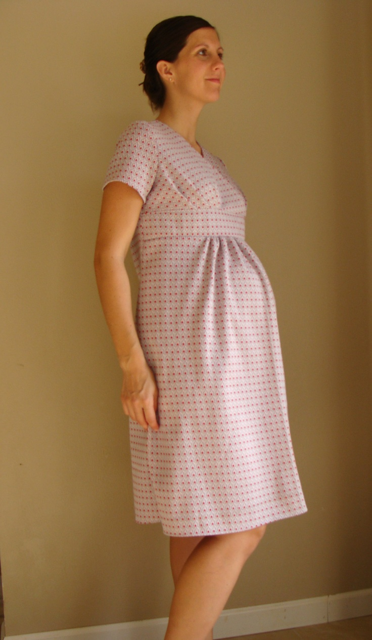 Retro Maternity Dresses