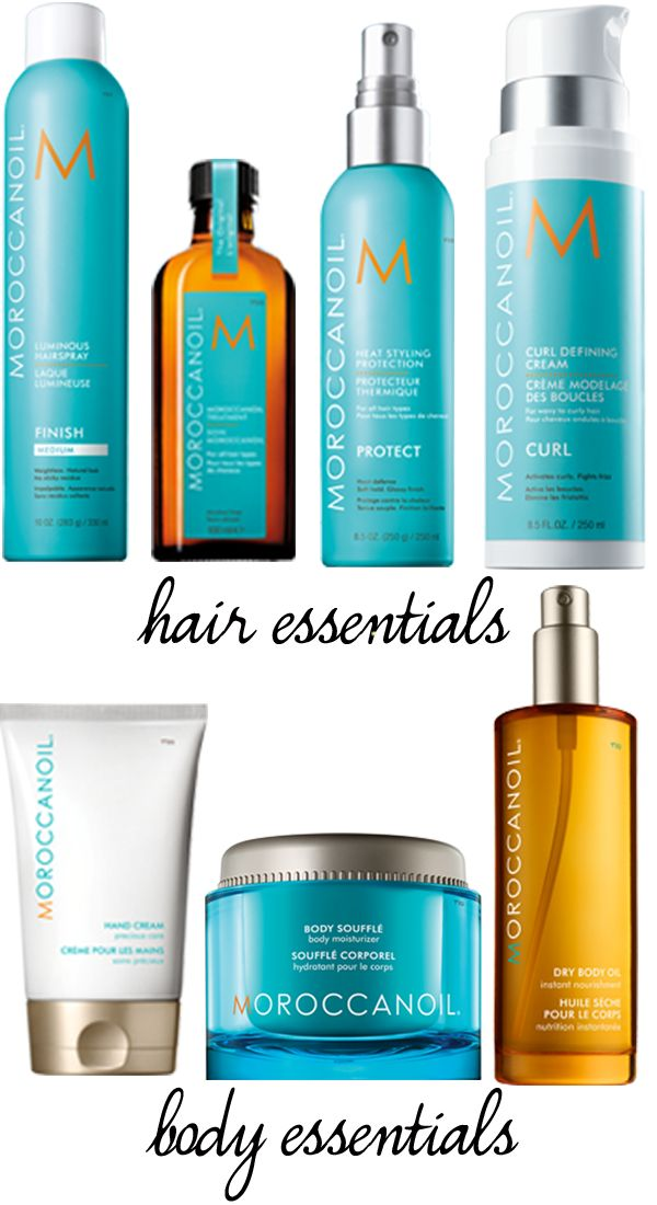 Moroccan Oil Product Review