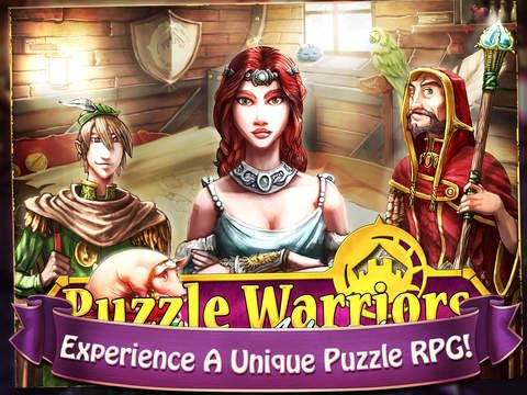 Puzzle Warrior Adventures by Casual Immersions Entertainment