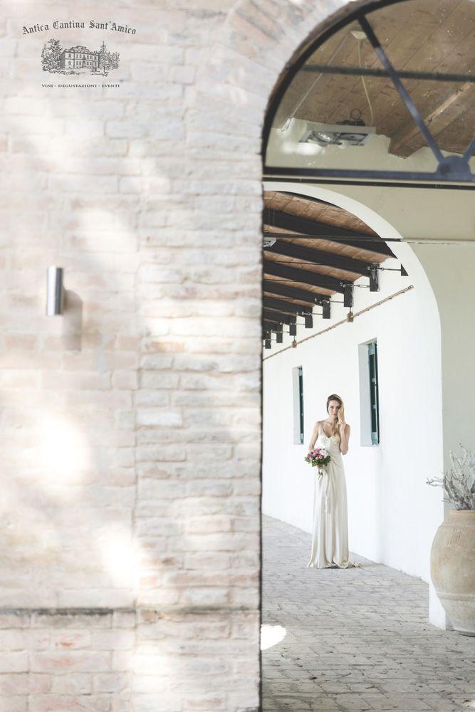 Sposa Photoshoot Orangerie Sant Amico