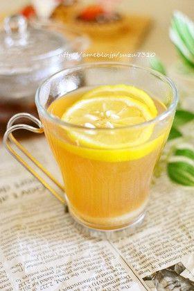 ぽっかぽか。ゆずしょうが紅茶 by 鈴木美鈴 [クックパッド] 簡単 ...