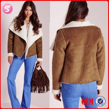 Korea Fashion Women Winter Coat With Faux Suede Fabric  Best Seller follow this link http://shopingayo.space