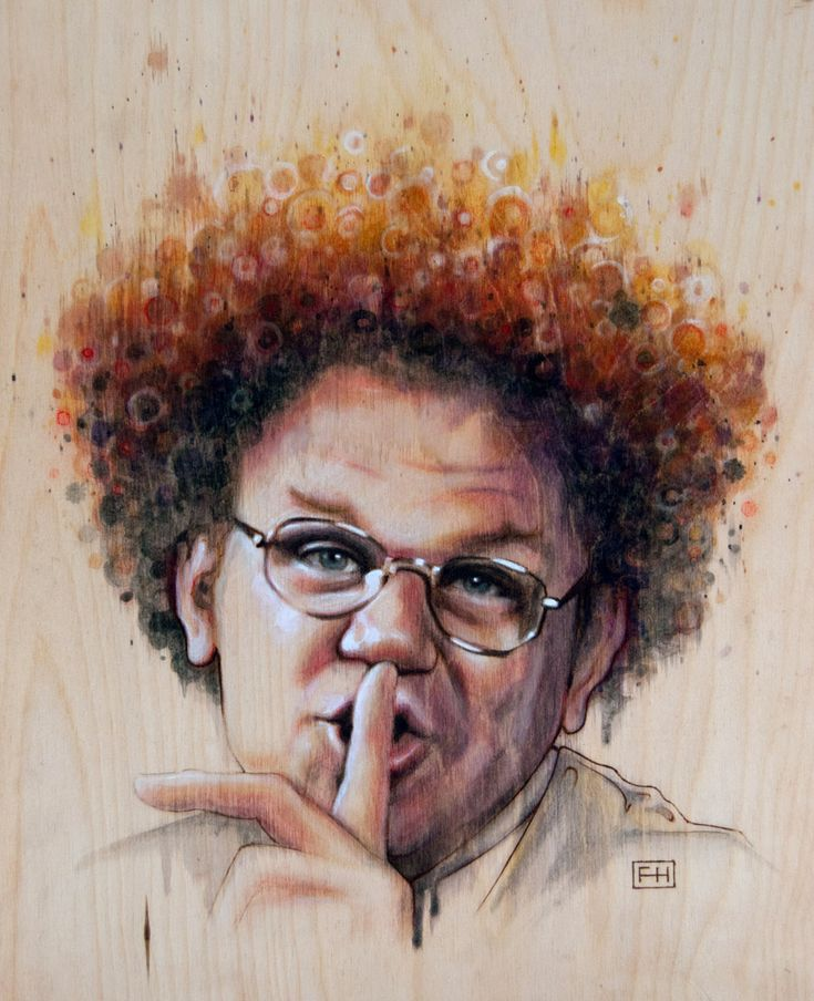 Steve Brule For Your Health Meme