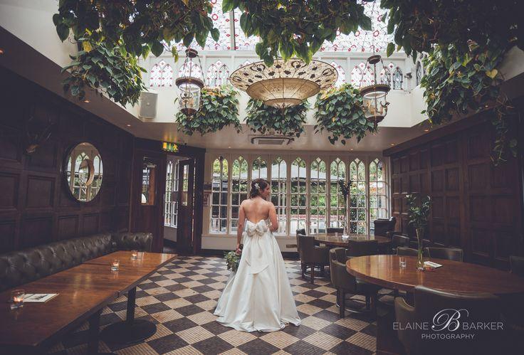 By Elaine Barker Photography, Langton House Hotel