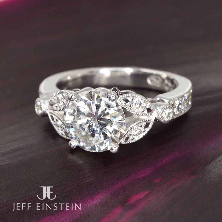One of our latest magnificent custom crafted diamond rings completed this week by our on-site jewellers. 😍 #jeffeinsteinjewellery #doublebay #sydney #sydneyspring #jewelry #jewellery #engaged #engagement #weddingring #weddingideas #weddinginspiration #sparkle #finejewellery #diamonds #style #handmadejewellery