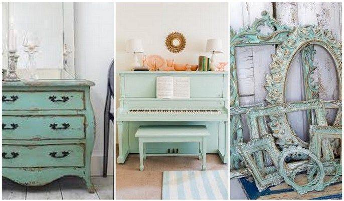 M s de 1000 ideas sobre muebles de pintura de tiza en - Pintura para muebles ...