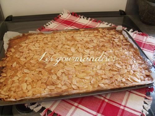 """750g vous propose la recette """"Gâteau aux amandes"""" publiée par patouetmary."""