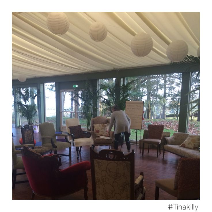 #Tinakilly #CountryHouseHotel #HeathAndWellnessWeekend #Meditation