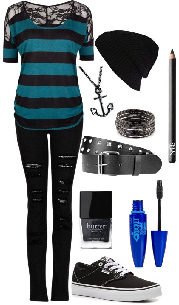 25+ Best Ideas about Emo Outfits on Pinterest | Punk outfits Emo clothes and Emo fashion