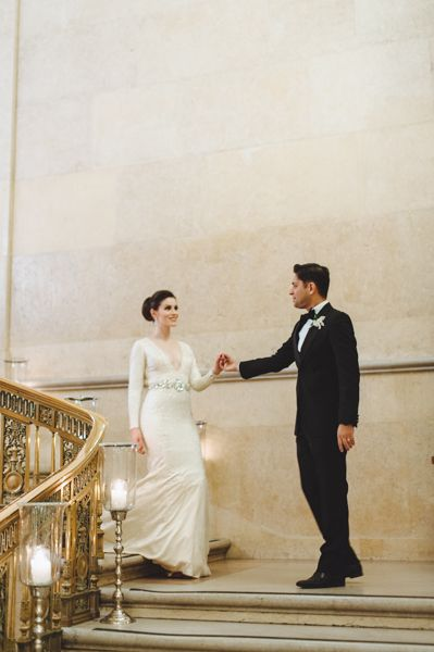 Toronto Wedding Venue | One King West Wedding - Mango Studios