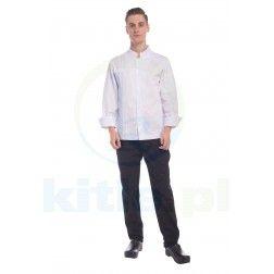 bluza kucharska biała