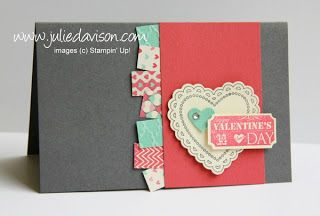Julie's Stamping Spot -- Stampin' Up! Project Ideas Posted Daily: ONE DAY Deals: Framelits & Embossing Folders
