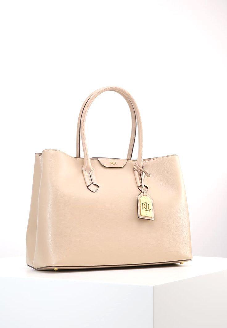45dc1d5d4f0a5 Lauren Ralph Lauren Handtasche camel Damen deutschland stores günstig online
