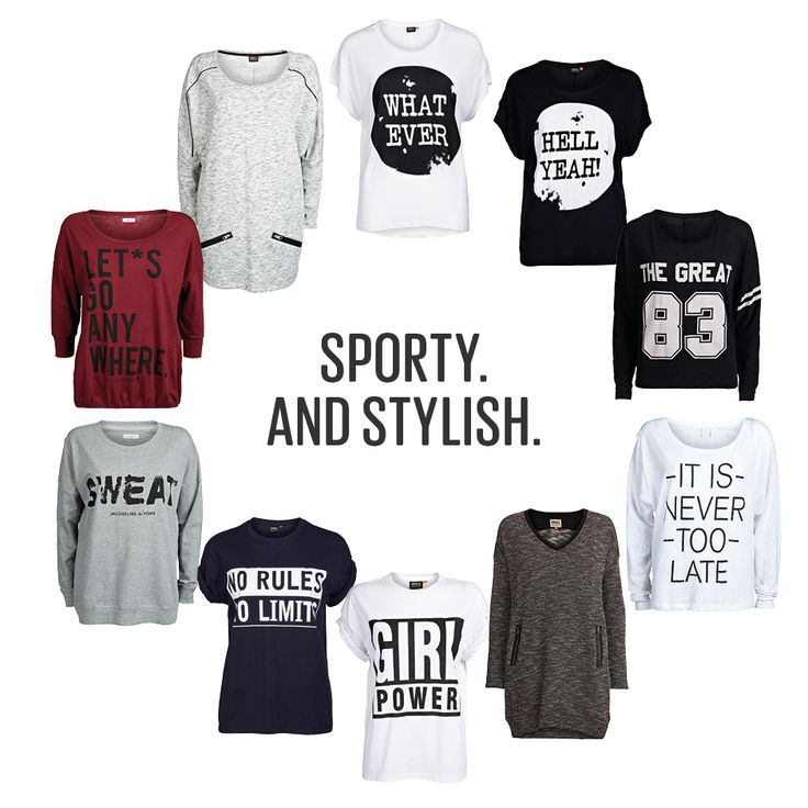Sporty and stylish can easily be dressed up or down