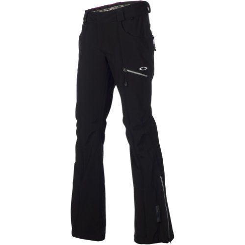 Oakley GB Soft Shell Women's Outerwear Snowmobile Pants - Jet Black / X-Small by Oakley. $220.00. Imagine the finesse of your fave designer jeans, but with performance innovation that's ready to rock the high country. That's what you get with this soft shell design inspired by Oakley Pro Rider Gretchen Bleiler. GB SOFT SHELL PANTS mix the comfort of breathable waterproofing with the flex-appeal of knee articulation, plus the convenience of cuff savers (so you won't ...