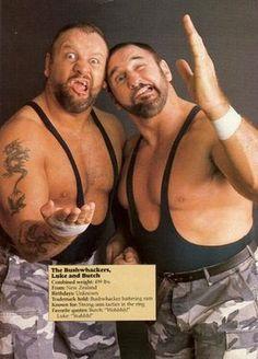 Wrestling Stars of the Past