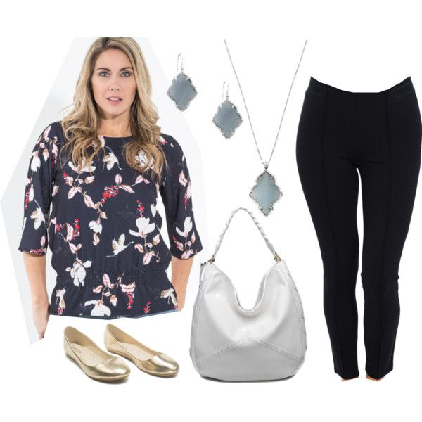 office day by michelleymccarthy on Polyvore featuring Stella & Dot