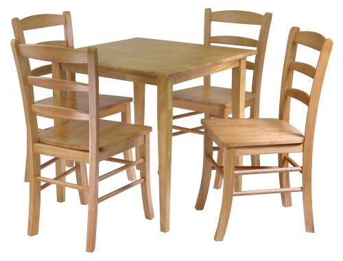HD wallpapers winsome groveland 5 piece wood dining set light oak finish