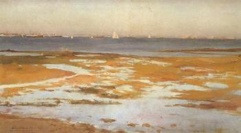 View of Cadiz by Federico Godoy y Castro   Blouin Art Sales Index