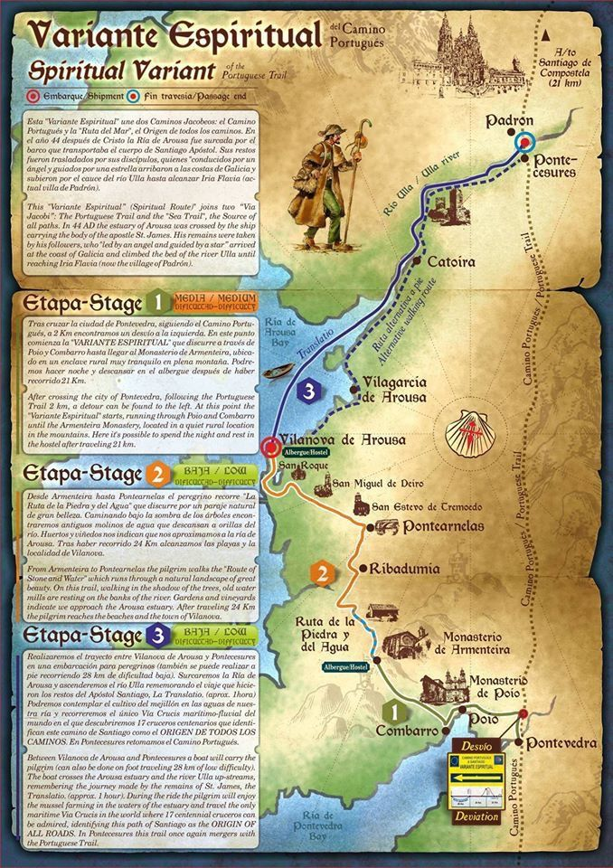 Best Camino Portuguese Images On Pinterest Camino Portuguese - Portugal hostel map
