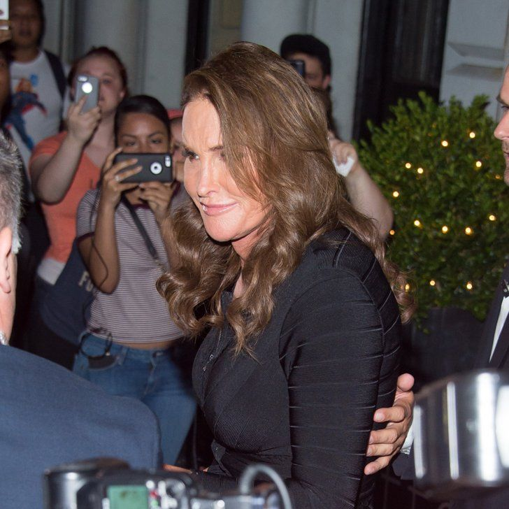 Pin for Later: Caitlyn Jenner Steps Out in Style After Visiting the LGBT Center in NYC