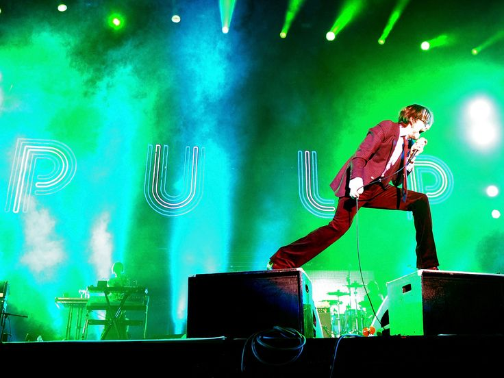 """Jarvis Cocker has refused to rule out the possibility of a Pulp comeback, comparing his Britpop band to a """"dormant volcano"""" that could erupt at any moment."""