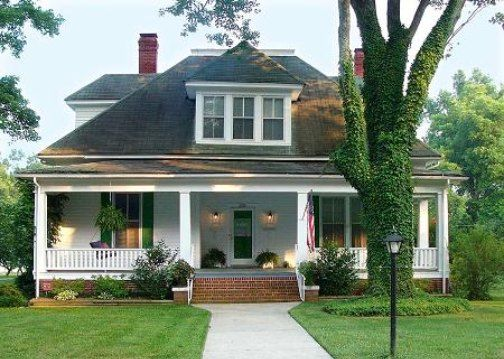 1913 arts and crafts craftsman bungalow historic homes - What is a bungalow style home ...