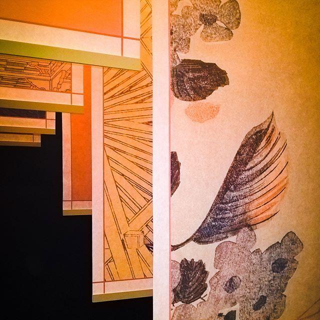 #hokusai #hiroshige #utamaro #hokusaimilano #shotonmylumia #lumiaphotography #ukiyoe #ukiyoeart #followthewave #curtains #prints #wallscroll #palazzorealemilano #instagood #art #japan #japanese #japaneseart #instagrammers #igers #igersitalia