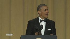 Barack Obama se paie la tête de Donald Trump au dîner de la Maison Blanche - Vidéos en bref - TV - Play RTS - Radio Télévision Suisse
